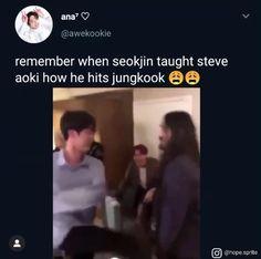 Bts Taehyung, Bts Bangtan Boy, Bts Jungkook, Bts Memes Hilarious, Bts Funny Videos, K Pop, Die Beatles, Bts Love, Bts Tweet