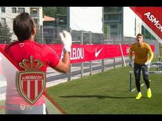AS Monaco Goalkeeper Drill Football Videos, Football Gif, Football Stuff, As Monaco, Goalkeeper Drills, Rugby Coaching, Soccer Goalie, Coaches, Abs