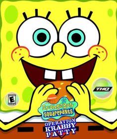 SpongeBob SquarePants Operation Krabby Patty