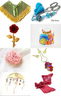 summer love by Linda Donnelly on Etsy--Pinned with TreasuryPin.com