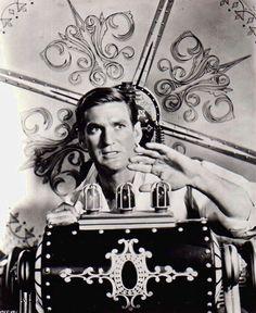 """Rod Taylor en """"El Tiempo en sus Manos"""" (The Time Machine), 1960"""