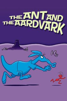 The Ant and the Aardvark cartoon Old School Cartoons, Retro Cartoons, Vintage Cartoon, Classic Cartoons, Vintage Toys, Classic Cartoon Characters, Cartoon Tv, Cartoon Cartoon, Cartoon People