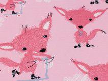 Biojersey Suso Socke candy rosa Jersey Maus