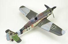 1/48 Fw-190 D9 by Brano Herain