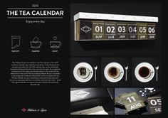 Hälssen & Lyon: Tea Calendar