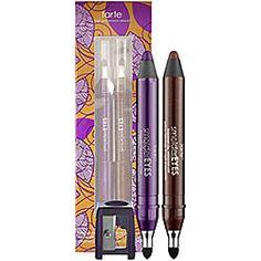 Tarte: 2 smolderEYES™ Amazonian Clay Waterproof Eyeliners in espresso & violet (super-good deal)