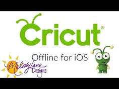 How to upload SVG images on iPad for Cricut machines - YouTube