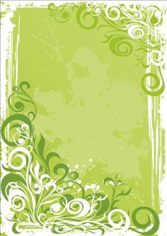 Green decor floral with grunge background vector 02 - https://gooloc.com/green-decor-floral-with-grunge-background-vector-02/?utm_source=PN&utm_medium=gooloc77%40gmail.com&utm_campaign=SNAP%2Bfrom%2BGooLoc
