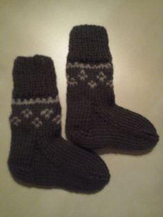 Håndlaget: Mini-sokker