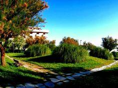 Parco presso Hotel Imperial #Hotelimperialmarotta #imperialmarotta