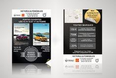 Réalisation du Flyer Renault