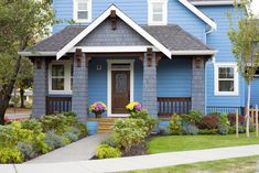 Budget-Friendly Curb Appeal Ideas - this is the time of year to sell your Summit County real estate and these tips can be a huge help in getting that property sold! http://breckenridgerealestatecbrp.com  #realestatetips #curbappeal #homestaging
