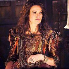 Lucy Lawless as Countess Ingrid Palatine Von Marburg ♡