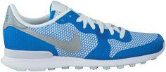 mooie Blauwe Nike Sneakers INTERNATIONALIST HEREN