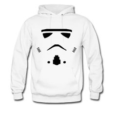 $45.00 Men's STORMTROOPER Hoodie - All Sizes & Colors #starwars #star #wars #movie #clonewars #clone #clones #stormtrooper #stormtroopers #troopers #robots #army #war #planet #planets #guns #weapons #commando #commander #toy #buy #online #white #black #face #head #mask #minimalist #silhouette eyes #helmet #costume #roleplay #cosplay  #movies #trilogy #art #design #hoodie #mens #sweater #clothing #apparel #clothes #gift #poster #wallpaper #shipping #worldwide #quote #evil #dark #side…
