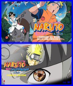 Anime on Blu-ray!: NEWS * Proseguono le release di Naruto in home vid...