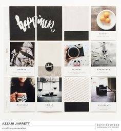 minimalist photo templates