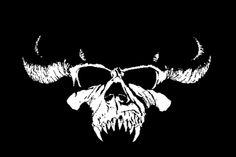 danzig skull. one of my favorites