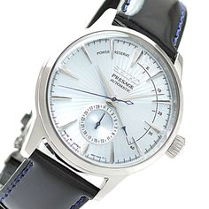SARY131 Seiko Presage Watch Seiko Presage, Seiko Automatic, Glass Boxes, Jdm, Watches For Men, Jewels, Leather, Stuff To Buy, Accessories