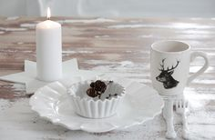 White and Shabby: IN THE AUTUMN MIST