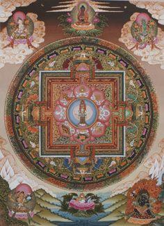 Avaloketeshvara Mandala