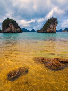 Little Dragon of Halong Bay - Vietnam - Travel with a PEN by Paul Emmings