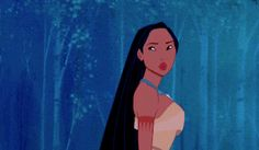 55 animators were involved in designing the single character of Pocahontas. Disney Concept Art, Disney Fan Art, Disney Love, Disney Magic, Disney Pixar, Disney Characters, Disney Stuff, Disney Pocahontas, Pocahontas Quotes