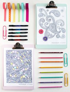 Color all the things! Find @pinprismacolor pencils and markers at @michaelsstores  - and be sure to check out @michaelsstores coupons for great savings, in newspapers and online!   #relaxandcolor #ColoringwithMichaels #PMedia #ad
