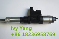 ISUZU 4HK1 Diesel Sprayer 095000-636# 8-97609788-# Fuel Injector 095000-6363; In stock quick delivery. Welcome add whatsapp 86 18236958769 to inquiry now. Contact: Ivy Email: ivy@liseronnozzle.com             crdi@foxmail.com