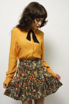 Samantha Pleet Cadet Skirt