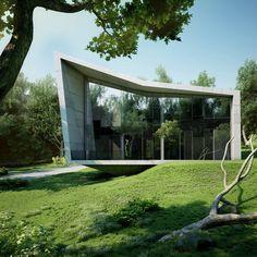 THE EDGE HOUSE  VARNA/BULGARIA/2012    STARH Stanislavov Architects