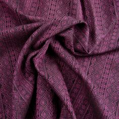 Babywearing wrap Prima Brombeere Wolle by Didymos from organic Cotton and wool. Baby Wearing Wrap, Blackberry, Organic Cotton, Wool, Blackberries, Rich Brunette