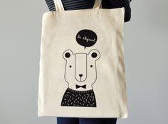 Tote bag designed by oyoyoi.com