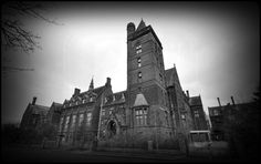 Newsham Park Abandoned Hospital Ghost Hunt Liverpool
