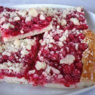 Fotografie receptu: Rybízový koláč s máslovou drobenkou