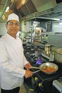 AM Kitchen and Bar Master Chef: Javaid Ali