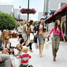 Neighbouring County Kildare offers a high street experience, especially at fashionable Kildare Village, with an assortment of labels from Anya Hindmarch to Savoy Taylors Guild. Emerald Isle, 2 In, Dublin, Dolores Park, Bridesmaid Dresses, City, Travel, Irish, Shops