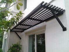 24 New Ideas Small Patio Shade House Pergola With Roof, Pergola Plans, Pergola Kits, Pergola Ideas, Covered Pergola, Attached Pergola, Patio Ideas, Canopy Outdoor, Outdoor Pergola