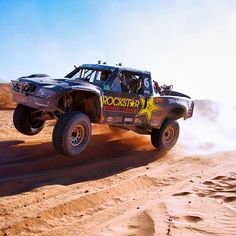 Rob MacCachren wins the final race of the Best In The Desert Series in Henderson!