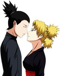 #Temari #Shikamaru - Naruto THIS SHIP~!