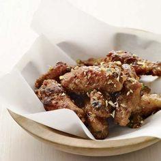 Mango-Curry Hot Wings Recipe : Cooking.com Recipes