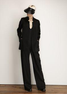 Zero + Maria Cornejo Ellie Jacket (Black)