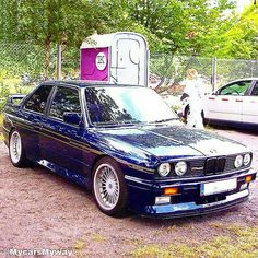 An overview of BMW German cars. BMW pictures, specs and information. Bmw E30 M3, Bmw Alpina, E36 Touring, Bmw Performance, Bmw Classic Cars, Bmw 2002, Bmw Cars, Bmw 3 Series, Amazing Cars