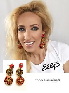 Προσθήκη Νέου Προϊόντος ‹ ELLISKOSMIMA — WordPress Crochet Earrings, Wordpress, Jewelry, Jewlery, Jewerly, Schmuck, Jewels, Jewelery, Fine Jewelry