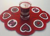 Wol Vilt Central: Favoriete Valentine Projects to Make