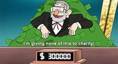 Oh Grunkle Stan!