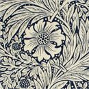 Historic Style - Marigold Linen, by William Morris