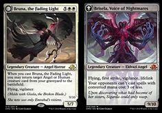 Magic: the Gathering  Bruna the Fading Light // Brisela Voice of Nightmares (015/205)  Eldritch Moon http://ift.tt/2jJQCSH