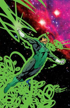 Green Lantern by P. Craig Russell