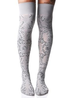 22c0c9e000b Stance Odette Over The Knee Socks are gunna keep ya lookin' like royalty, bb
